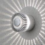 Konstsmide Monza Vägglykta High Power LED