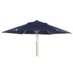 Trieste Parasoll Blå