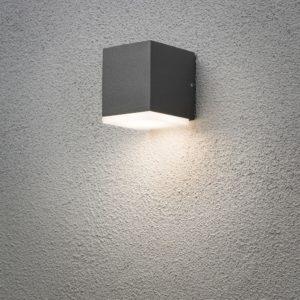 Konstsmide Monza Vägglykta 6W LED